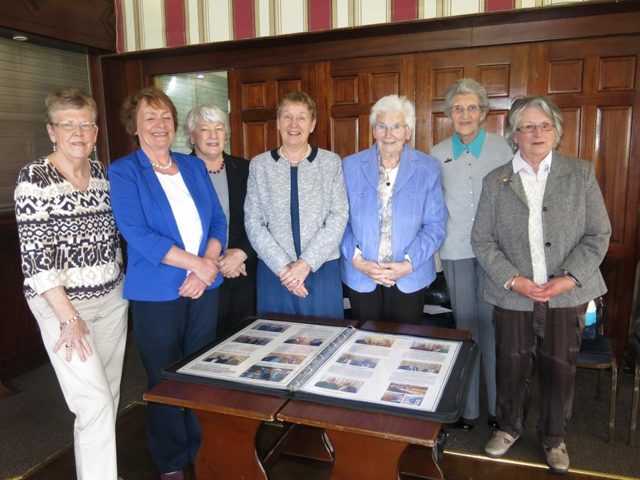Ladies who took part in the Probus Inter-Club Quiz