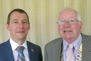 Dr Ian Humphries:  Keeping Northern Ireland Beautiful