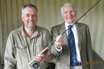 Shane Rolston:  Game Angling in Omagh
