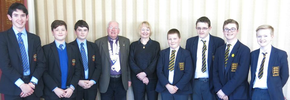 Inter -schools debate: Christian Brothers Grammar School versus Omagh Academy