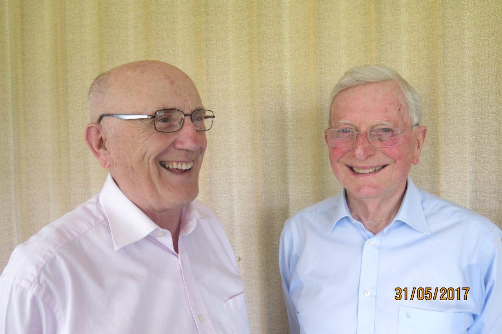 Eamon and Desmond